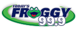 KVOX-FM Logo